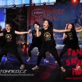 Street Dance - soutěž 3