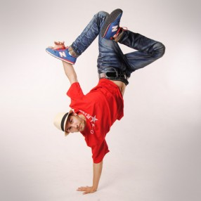 FreshRob (lektor break dance)