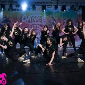 Soutěžní Streetdance sezona  2014